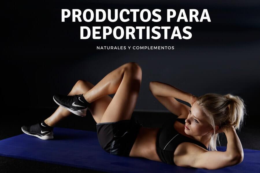 deportes y complementos