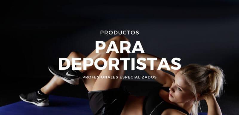productos salud deportistas